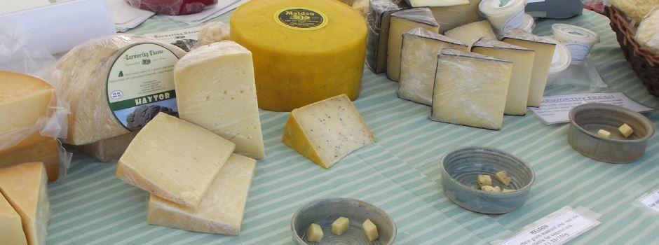 Curworthy Cheese